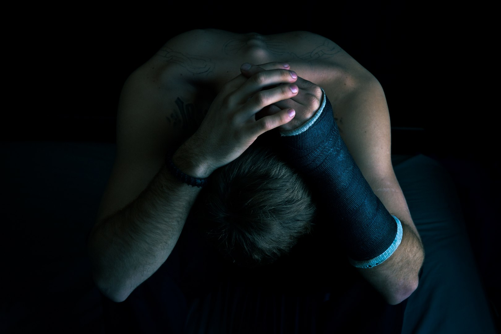 depresia u mužov