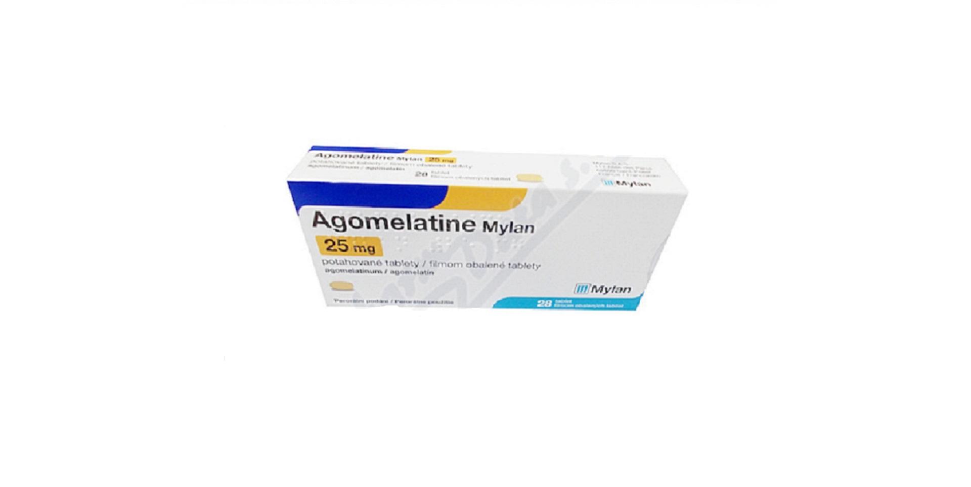 agomelatine mylan