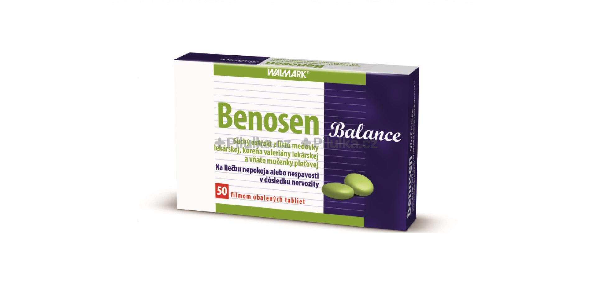 benosen balance