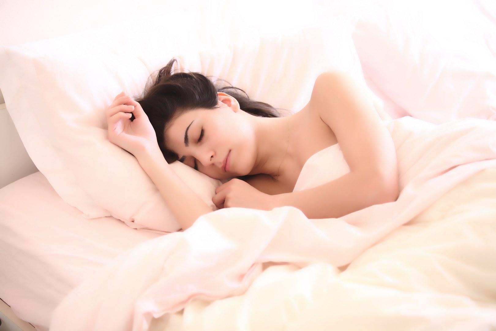 hlboký spánok