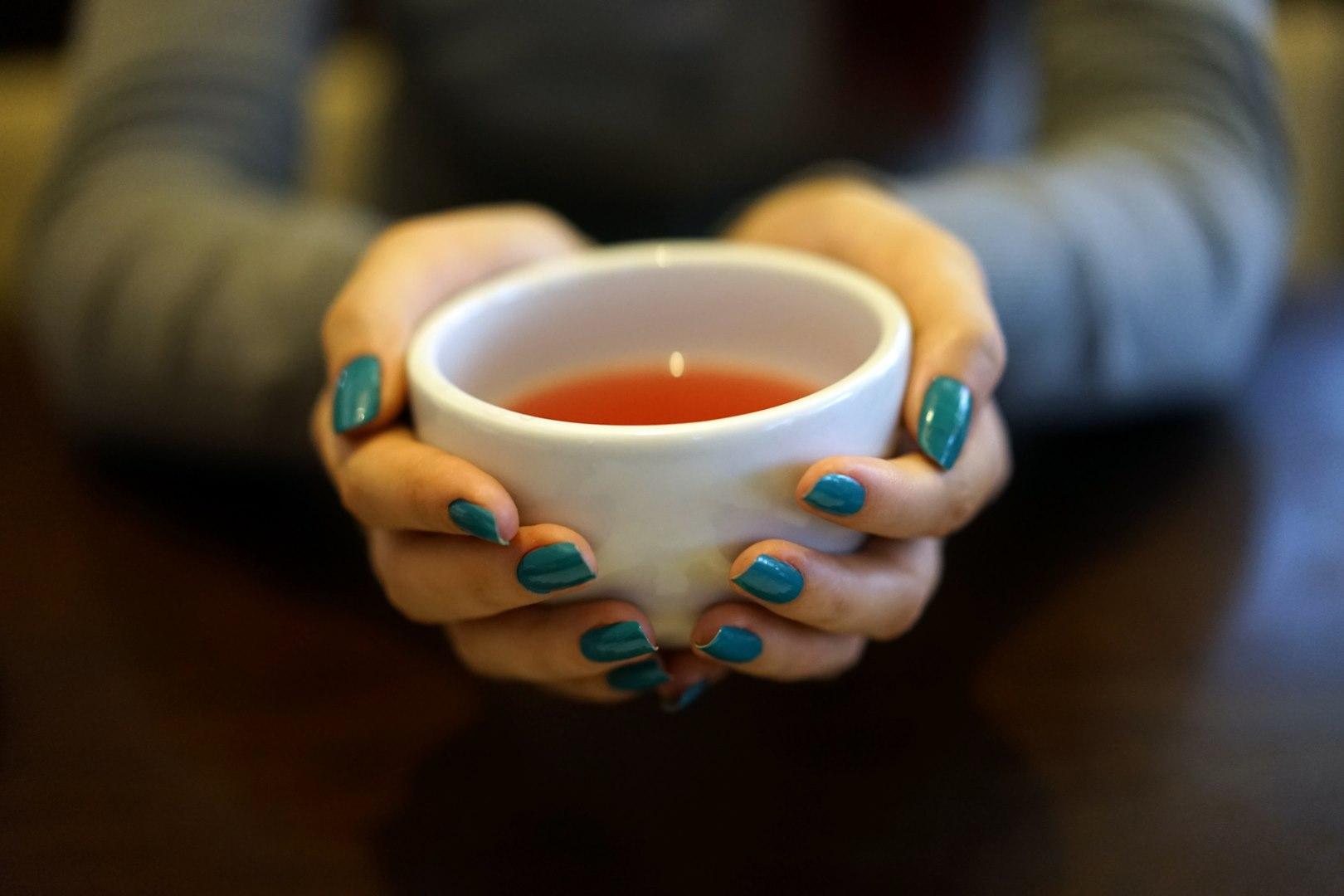 mučenka čaj