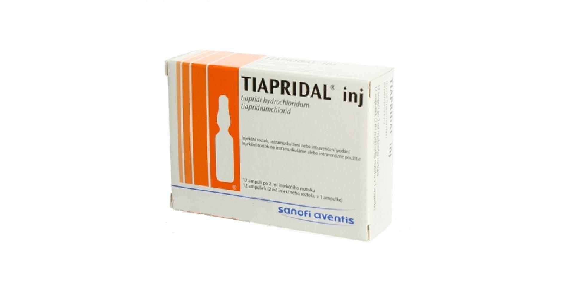 tiapridal injekcie