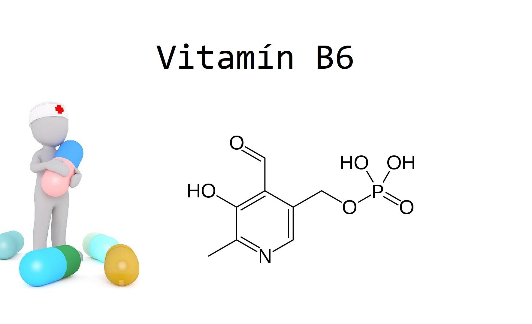 vitamín b6 pyridoxín