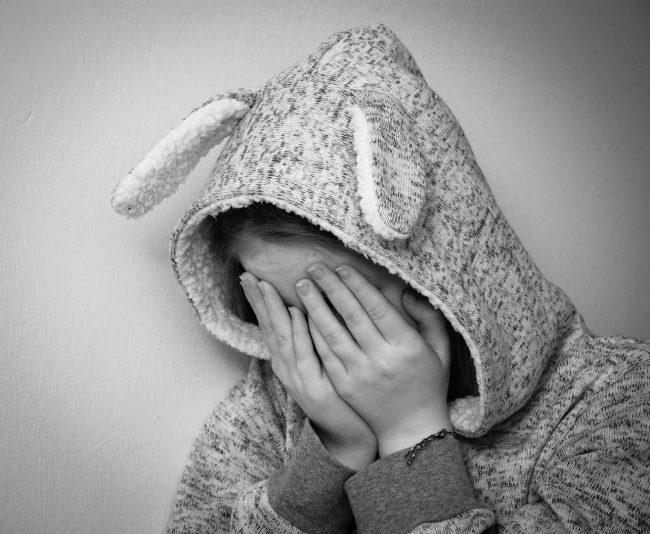 depresia u detí a v puberte