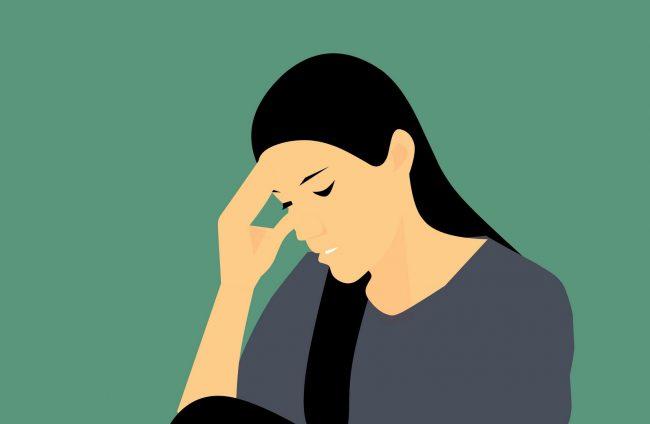 točenie hlavy zo stresu