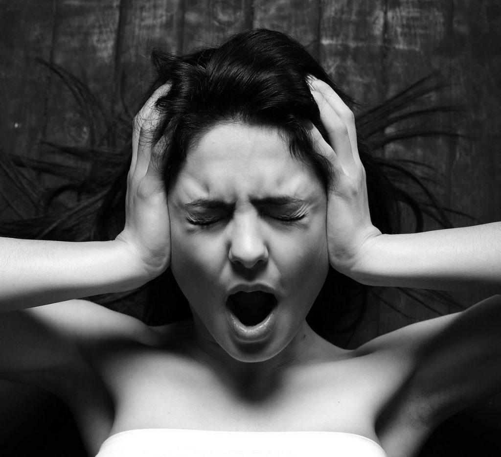 nervový kolaps