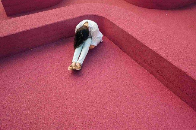depresívne stavy